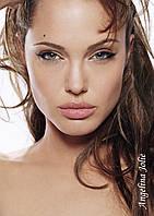 Плакат Angelina Jolie 02