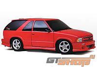 Накладки на панель Chevrolet Blazer (1995+)