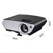 Видеопроектор X8 с повышеной яркостью 2500 люмен, фото 2