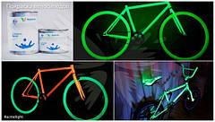 Светящаяся краска для металла и дисков Acmelight Metal 0,75л, 1,5л (9 цветов), фото 3