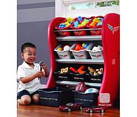 """Центр для хранения и творчества """"Corvette"""" Step 2"""