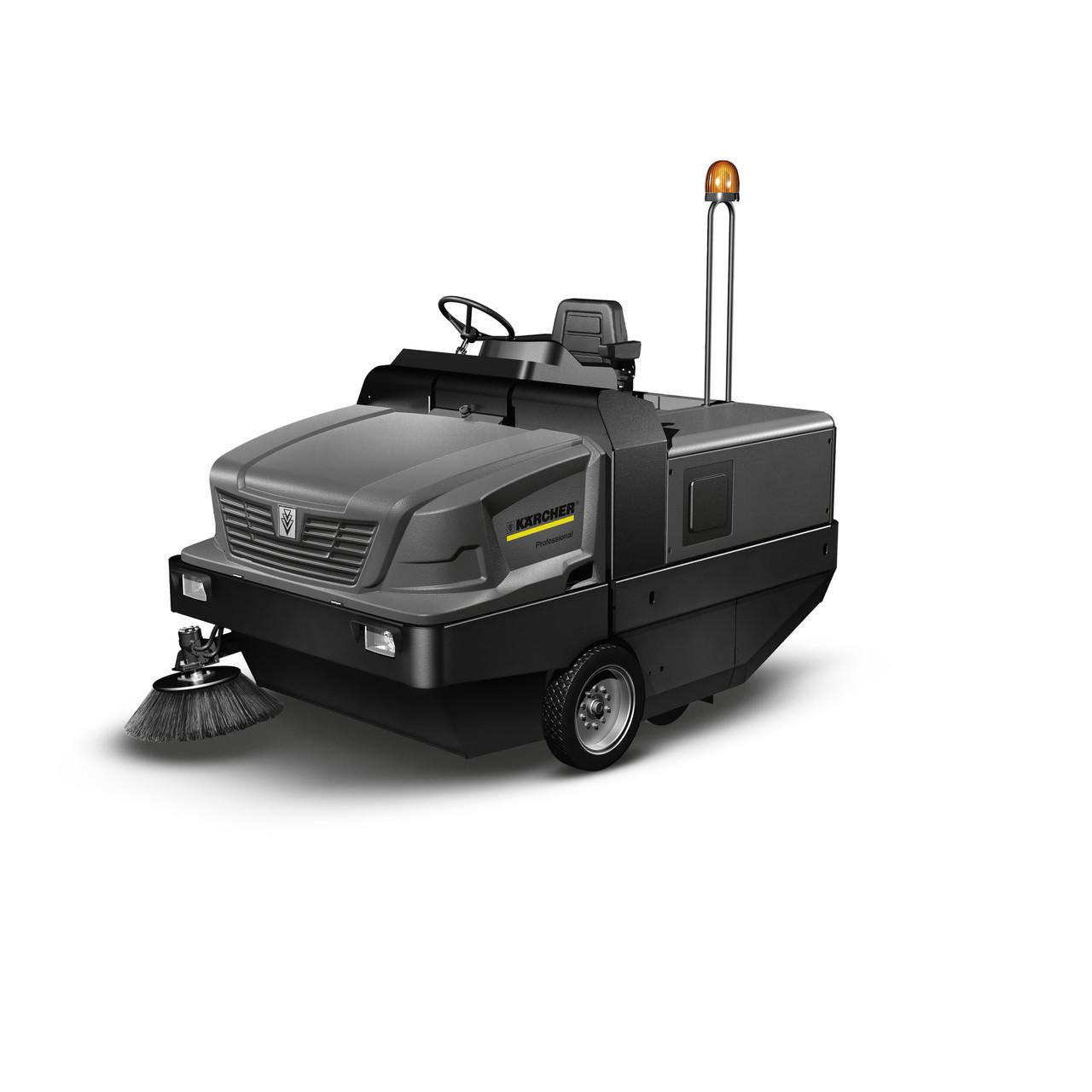 Подметально-всасывающая машина Karcher KM 150/500 R D