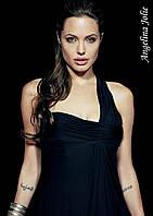 Плакат Angelina Jolie 12