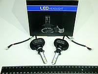 Лампа диодная H1 12-24в 6000K (2шт) (S1)