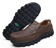 Wealthy Beast туфли кроссовки мужские 100% натуральная кожа буйвола кожаные, фото 1
