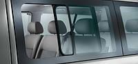 Стекло боковое с форточкой для Renault Master 2010-  левое