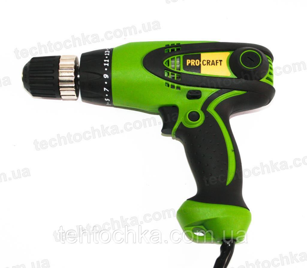 Электрошуруповерт Procraft PB 1250