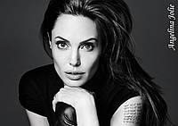 Плакат Angelina Jolie 17