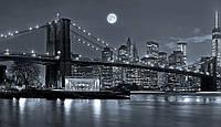 """Фотообои бумажные """"Бруклинский мост"""""""
