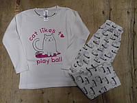 Пижама. Размеры 4,5,6 лет