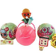 Кукла LOL  2-я серия 7 аксессуаров Original