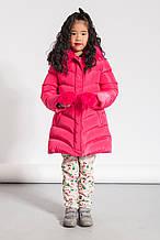 Зимняя курточка для девочки Glo-story