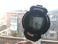 """Мужские спортивные цифровые наручные часы """"Chrono"""" серые"""