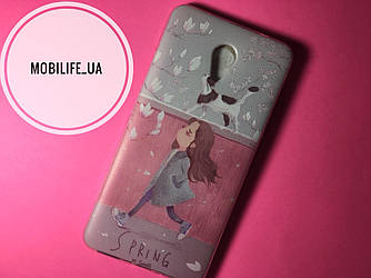 Чехол на Meizu M5 Note Girl