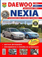 DAEWOO NEXIA з 1994р. Моделі з 2003р. з 2008р. Експлуатація • Обслуговування • Ремонт