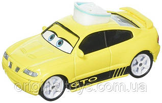 Машинка Nurse GTO Disney Тачки Mattel