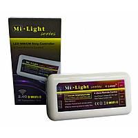 Mi-Light Диммер для светодиодного освещения (12В/24В)12А, (радио, 2.4GHz)