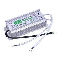 OEM Блок питания 12В 6,5A 80Вт в герметичном корпусе (IP67)
