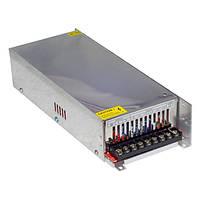 Блок питания компактный 12В 500Вт 41А DC в перфорированном корпусе