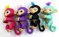 Интерактивные обезьянки Fingerlings, шесть цветов