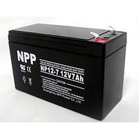 OEM Аккумулятор 12В 7Ач (свинцово-кислотный)