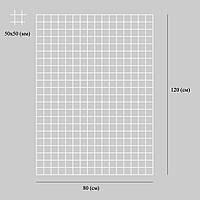 Сетка настенная 80 х 120 ( см )