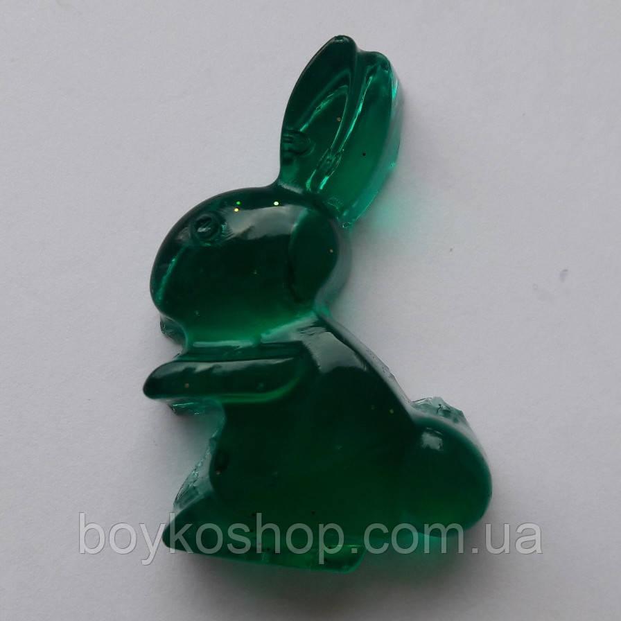 Зеленый краситель для свечного геля