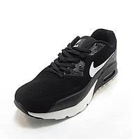 Кроссовки мужские  Nike Air Max 90 черно-белые (найк аир макс)(р.41,43,44,45,46)