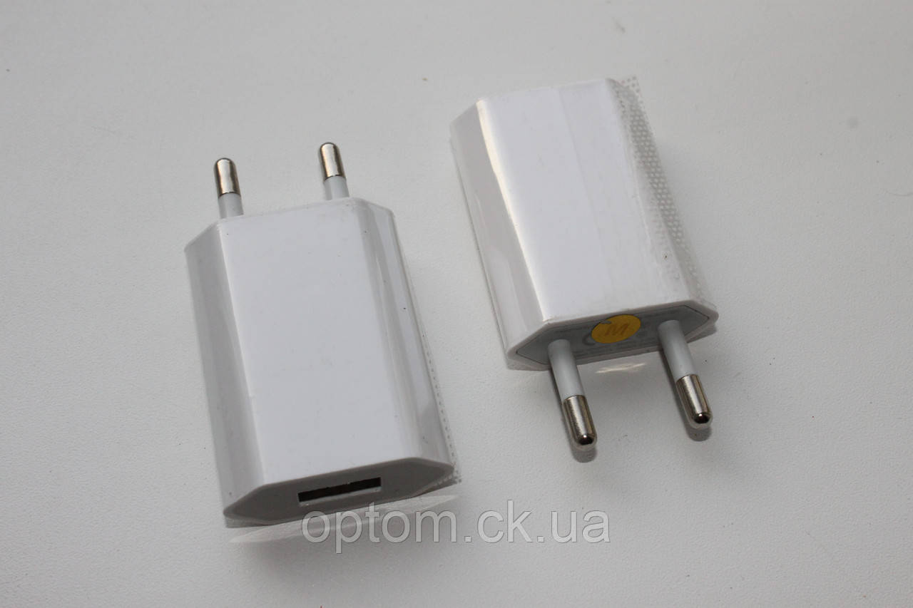 СЗУ USB 4G 1A White
