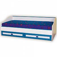 """Кровать нижняя №1 """"Твинс"""" в 2-х цветах"""