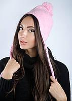 Шапка теплая AG-0004881 Розовый