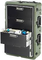 Контейнер-стойка с 3-я выдвижными ящиками