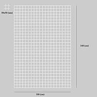 Сетка торговая 160 х 100 ( см )