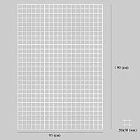 Сетка на стену 190 х 95 (см) толщина 2.5 (мм), фото 1