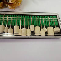Набор шлифовчных насадок для фрезера