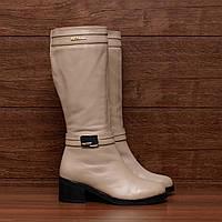 Женские сапоги на каблуке Viatu (7138.3) 38, 39