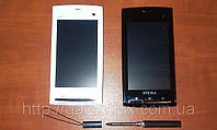 Sony Ericsson Xperia Arc X 10 (Duos, 2 sim, 2 сим) + стилус