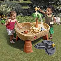 Стол игровой для песка и воды Dino dig Step 2