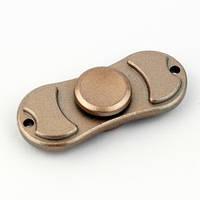 Спиннер металлический Fidget Hand Spinner 2 луча
