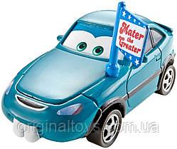 Машинка Баки Бракэдуст Disney Тачки Mattel