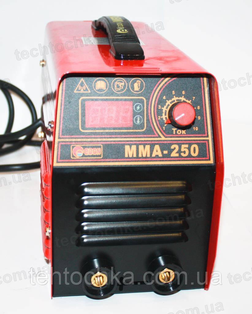 Сварочный инвертор EDON MМА - 250 ЧЕМ