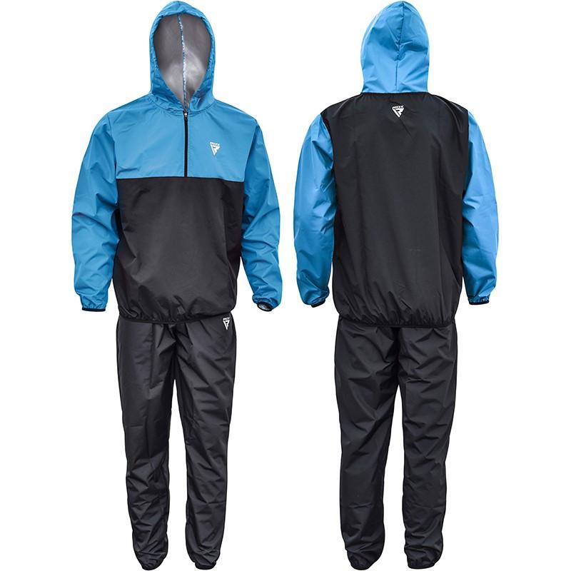 Спортивный костюм-сауна RDX X6BU XL