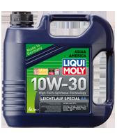 Масло моторное LIQUI MOLY SAE 10W-30 Leichtlauf Spezial AA 4L