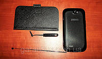 Samsung Galaxy 9300s TV (Смартфон на 4 Андроиде +ТВ, Duos, 4 дюйма) + ЧЕХОЛ и стилус в подарок!