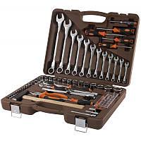 Набор инструмента универсальный Ombra (88 предметов)