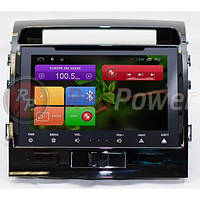 RedPower Штатная магнитола RedPower 21200B для Toyota Land Cruiser 200 на Android 6.0