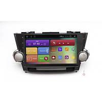 RedPower Штатная магнитола RedPower 21035BIPS для Toyota Highlander на Android 6.0.1
