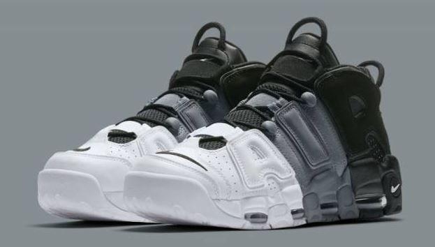 33692c05 Кроссовки Nike Air More Uptempo