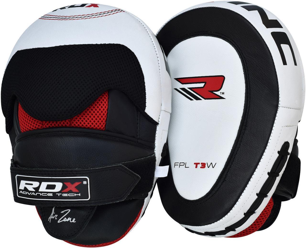 Лапы боксерские RDX FPR T3W