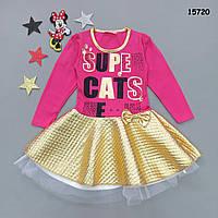 Платье для девочки. 4-5;  6-7 лет, фото 1